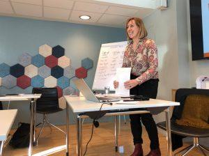 Bente Møkleby forelesning